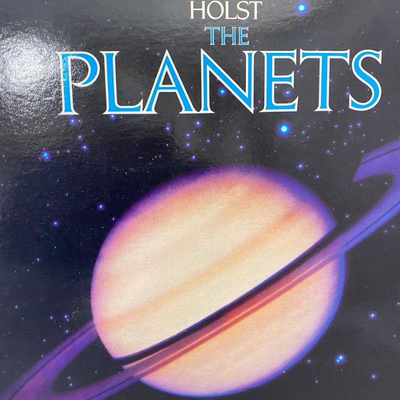 HOLST THE PLANETS / C1474