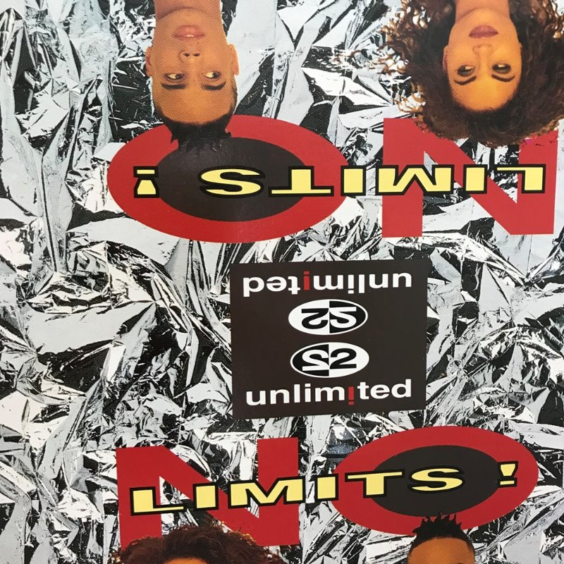 2 UNLIMITED NO LIMITS  / AA1443